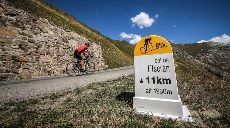 Tour For Life Col de L'Iseran TOS
