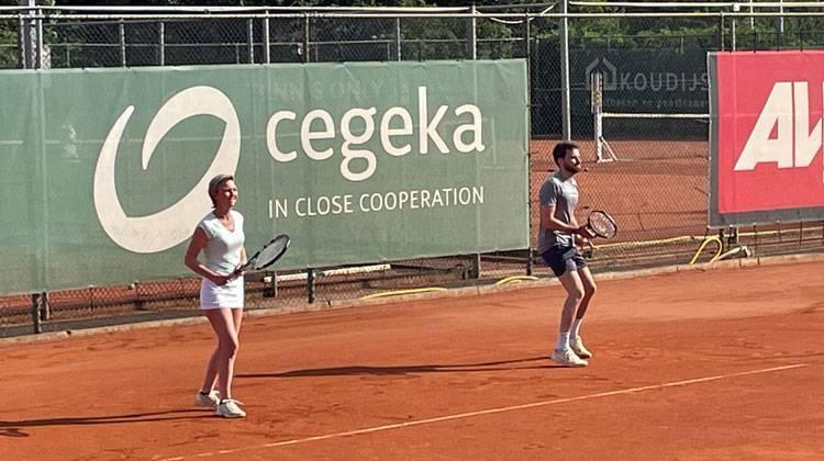 port tennis tournament match TOS