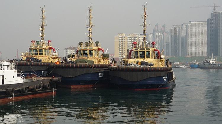 harbor chincha ship delivery TOS