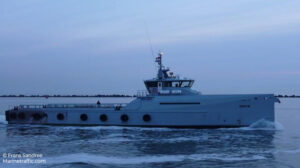 harbour sea axe 4 ship delivery TOS
