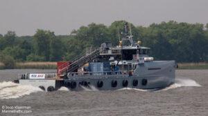 sailing sea axe 4 ship delivery TOS