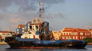 sailing ktk tribon ship delivery TOS