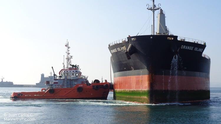 voyaging elqui ship delivery TOS