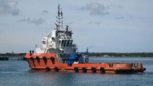 voyaging sea trout ship delivery TOS
