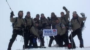 Climbing the elbres 2010 TOS