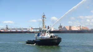 Ship Delivery Fifi Smit Yallarm TOS
