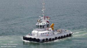 Ship Delivery Tug SHAKER ABD ELWAHED TOS