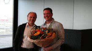 Five year jubilee Ronald van der Kolk