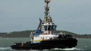 Ship Delivery Tug SMIT KULLAROO TOS