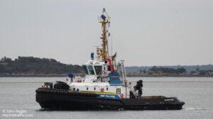 voyaging yallarm ship delivery TOS