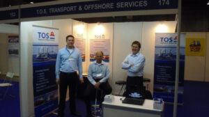 Asian work boat 2011 TOS