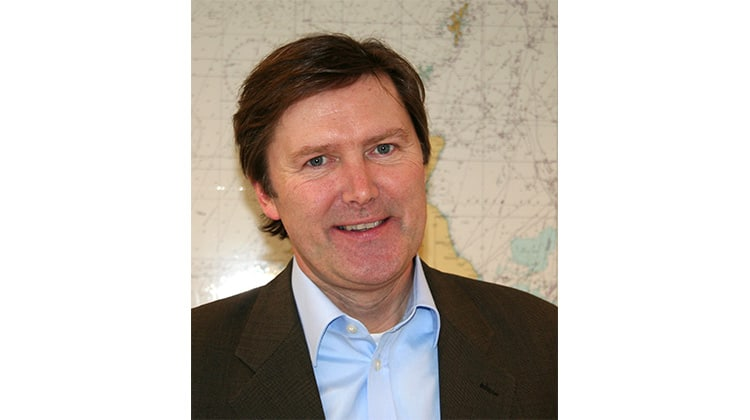 Rolf Kievits new commercial manager TOS
