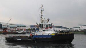 Ship Delivery Tug SMIT MONTSERRAT TOS