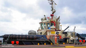 harbour svitzer padrao ship delivery TOS