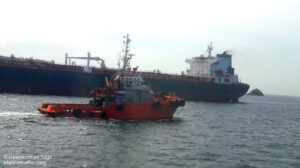 voyaging mt yaman ship delivery TOS