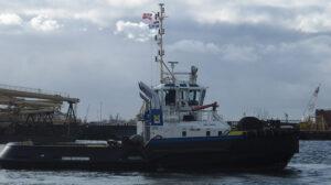 Ship Delivery Smit Venta TOS