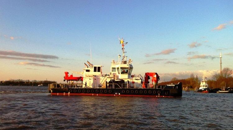 Ship Delivery Sailing SCHRAMM TORSTEN TOS