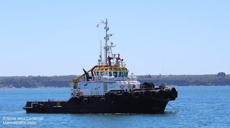 sailing lican ship delivery TOS