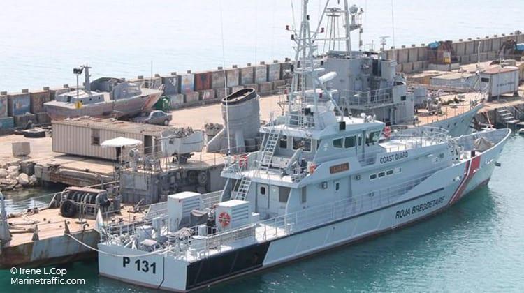 port iliria ship delivery TOS