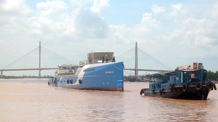 sailing don osiris ship delivery TOS