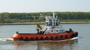 voyaging arabian tahr ship delivery TOS