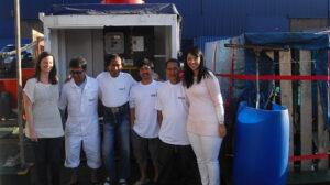 Manta crew ship delivery TOS