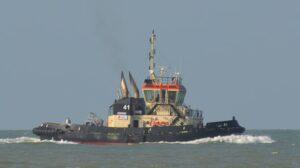 Ship Delivery TOS Sleepboot 41 tug