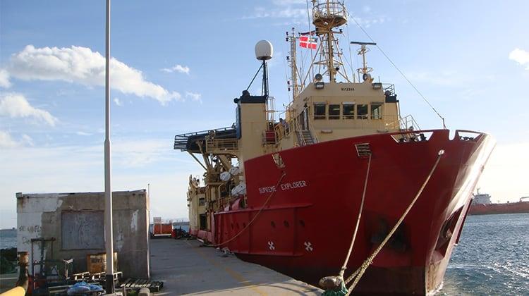 Ship Delivery Supreme Explorer TOS