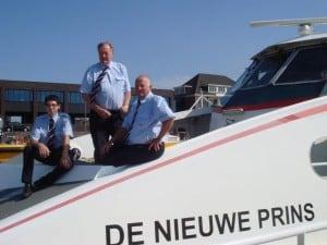 TOS actief in de Rotterdamse passagiersvaart