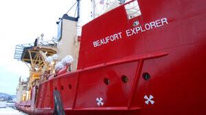 harbour beaufort explorer TOS