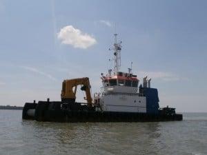 TOS delivers euro carrier 2611 Ellen K for GSS Marine Services