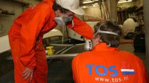 TOS sponsors overalls