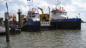 harbour liz f ship delivery TOS
