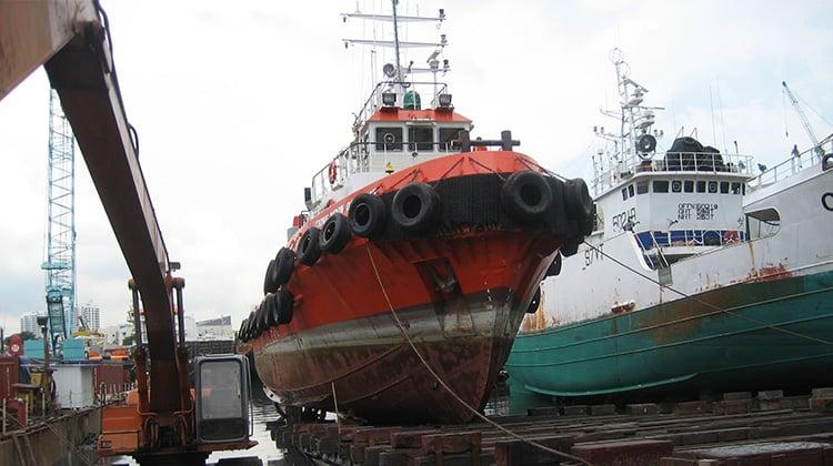 Ship Delivery TOS GF Humaita