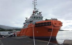 Ship Delivery Cunco