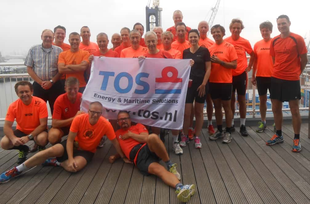 TOS Harbour Run 2014