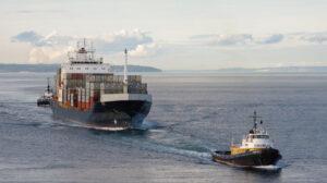 towing ship TOS