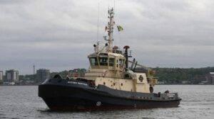 SHIP DELIVERY SVITZER NERTHUS