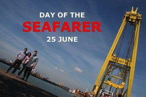 TOS recruiters: Day of the Seafarer