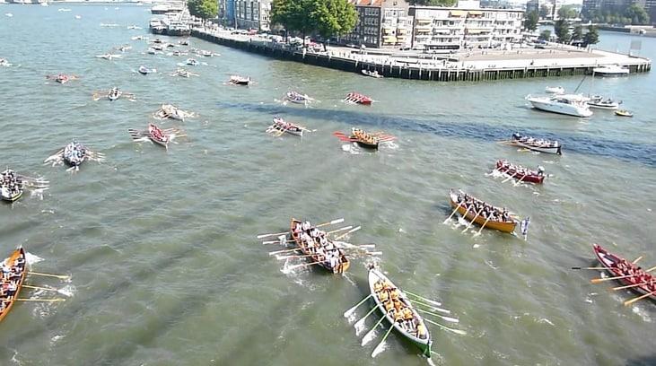 TOS sponsors Maasrace Rotterdam