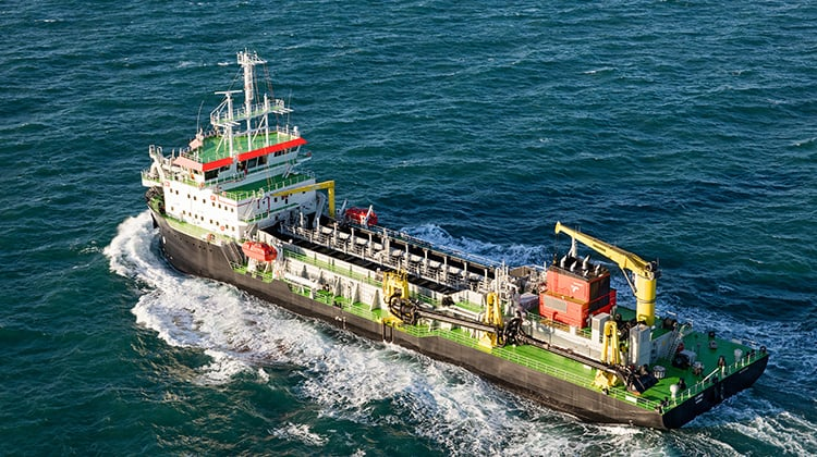sailing ilembe ship delivery TOS