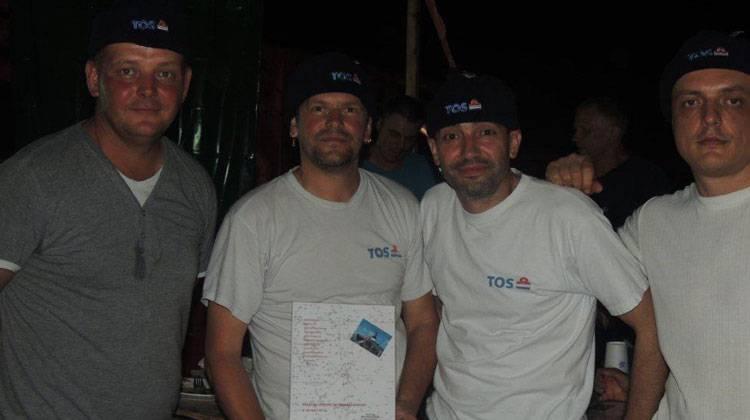Ship Deliver Crew Neptune TOS