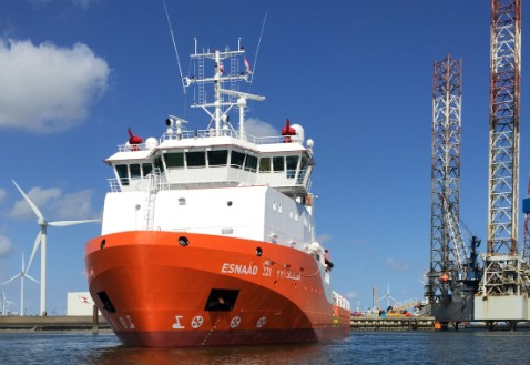 TOS awarded major ship delivery contract