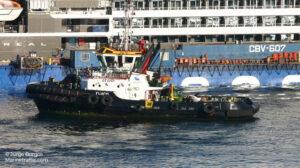harbor yunco ship delivery TOS