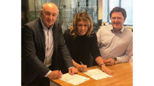 signs ship delivery contract TOS