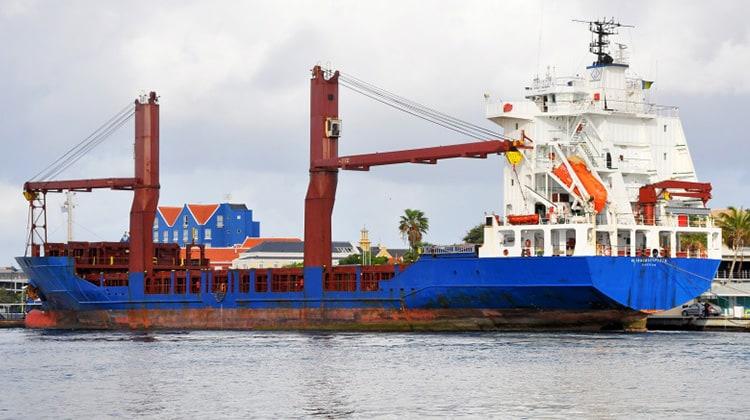 harbour alianca del plata ship delivery TOS