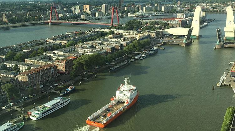 Ship Delivery TOS Esnaad 227