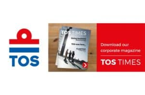 First issue of TOS TIMES!