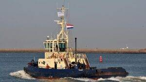 ship delivery friesland TOS