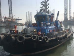 Ship Delivery SL Egret